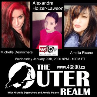 The Outer Realm w/ Alexandra Holzer