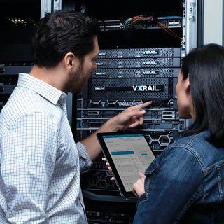 Podcast partenaire Infidis/Dell Technologies  : L'hyperconvergence, un aboutissement de la virtualisation