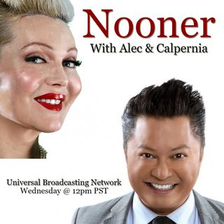 Nooner with Alec and Calpernia - Tony Tripoli and Nadya Ginsburg