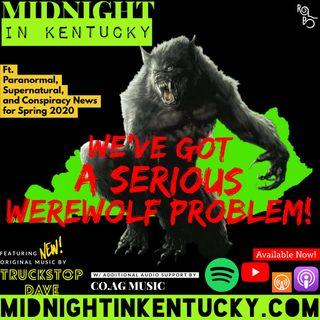 We've got a Serious Werewolf Problem