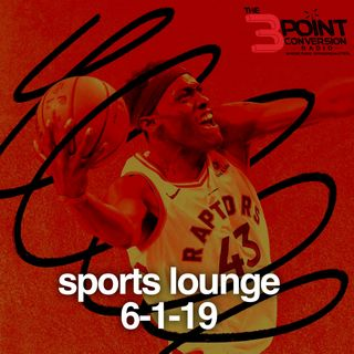 The 3 Point Conversion Sports Lounge- NBA Finals Adjustments, Are The Houston Rockets Bluffing, New Face New Place Of NFL, MLB Outlook