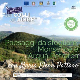Paesaggi da sfogliare: Arquà Petrarca e Monselice con Maria Elena Pattaro