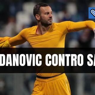 """Lazio-Inter, retroscena tra Handanovic e Sarri: """"Te lo ricordi Bielsa?"""""""