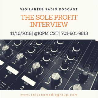 The Sole Profit Interview.