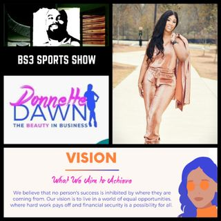 Featured Interview: Speaker, Entrepreneur, & Author Donnette Dawn Thomas (@DonnetteDawn)