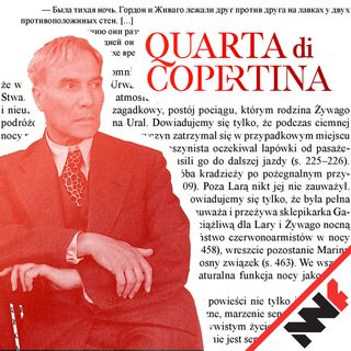 La censura di Boris Pasternak – Quarta di Copertina