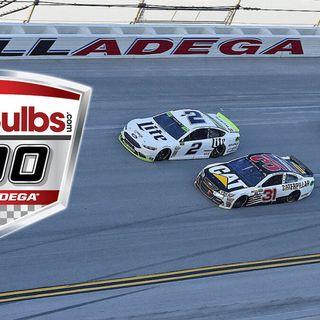 NASCAR Show: Talladega Preview