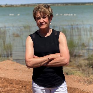 @HelenDalton22 from Shooters Fishers and Farmers on Mice Plague, new powers for Water Compliance cop and dumping the 450GL MDB target