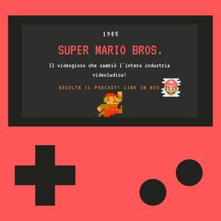 SUPER MARIO BROS. - 1985 - puntata 5