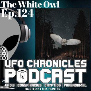 Ep.124 The White Owl