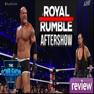 WWE Royal Rumble 2017: The Aftershow 1-29-17