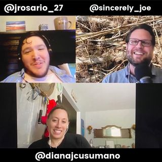 "Dharma and Espresso; ""You're Not Giving Up"" with Jose Rosario"