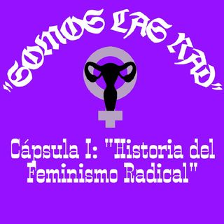"Cápsula I: ""Historia Del Feminismo Radical"" 💜🖤"