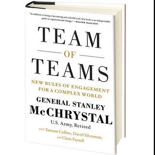 David Silverman Team Of Teams