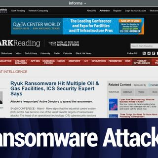 Ransomware attacks are targeting oil and gas operations on the OT side | TWiT Bits