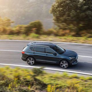 Seat leverer ny topmodel med syvpersoners Tarraco SUV - men Anders Berner og jeg er uimponeret