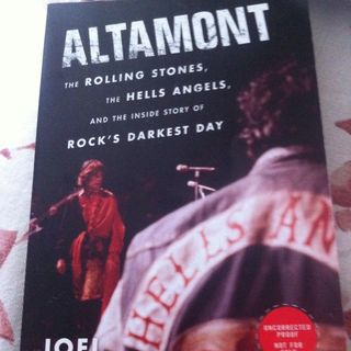 Joel Selvin Altamont