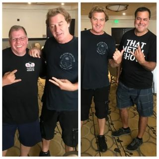 Talking Heavy  Metal with Jim Florentine
