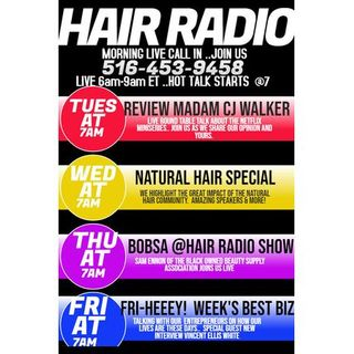 The Hair Radio Morning Show #421  Wednesday, March 25th, 2020