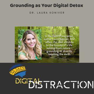 Grounding as Your Digital Detox