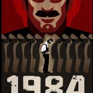 Livro 1984 de George Orwell - primeiras páginas - ouça agora!