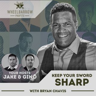 Keep Your Sword Sharp with Bryan Chavis