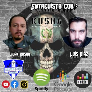 Entrevista Con Juan Kusha Y Luis Díaz Integrantes De Kusha Hardcore De Montaña