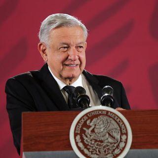 López Obrador agradece actitud de Donald Trump