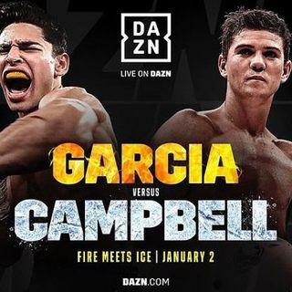 Ryan Garcia vs Luke Campbell Alternative Commentary