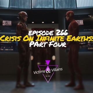 Crisis On Infinite Earths: Part IV