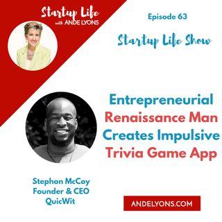 Entrepreneurial Renaissance Man Creates Impulsive Trivia Game App