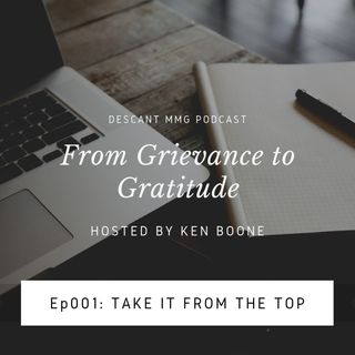 Ep001: Take It From the Top