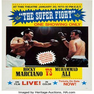 Marciano vs Ali Computer Fight and Tournament