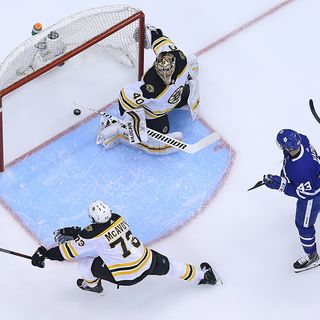 Bruins Goalie Tuukka Rask Has Checkered History In Game 7s