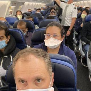 EUA relaja medidas de vuelo a México
