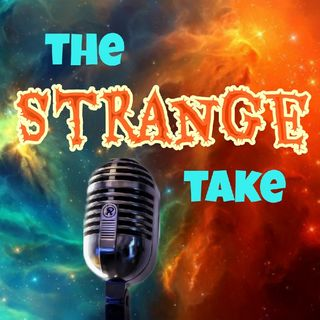 The Strange Take : Is Covid19 An Alien Flu, And Drinking Southern Comfort