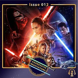 Issue 012: The Extras Awaken