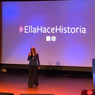 Respalda SEGOB iniciativa de Facebook Ella Hace Historia