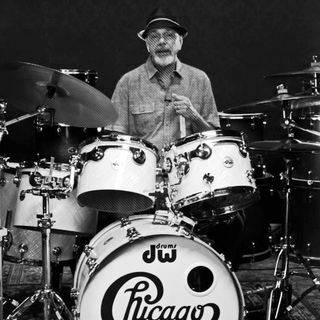 Danny Seraphine; the founding drummer of the band Chicago on his wild 50-year ride
