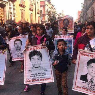 Avance del caso Ayotzinapa: ONU-DH México
