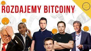 CO TAM W SIECI #134   16.07.2020   Rozdaję za darmo bitcoin i kryptowaluty. Szaleństwo!