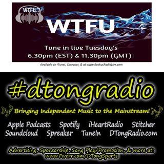 Top Indie Music Artists on #dtongradio - Powered by WTFU America w/ Gzo & Tom Herazo