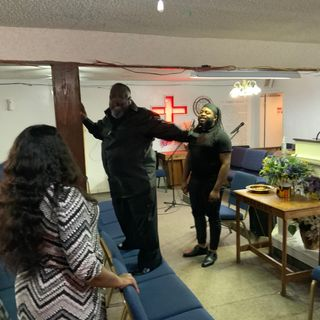 Episode 134 - God's Day with Lady Aunqunic Collins -  Sunday Morning Worship on 7.19.2020