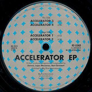 Accelerator - Accelerator 1