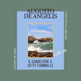 Il Candeliere a Sette fiammelle - Capitolo 16