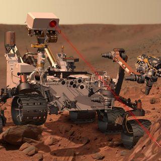 AstronautiCAST 14×06 – Curiosity è acido e grasso