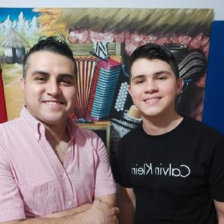 LOS COMPADRES Y JIMMY AGUILAR VOL 4