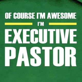 What is an executive pastor?