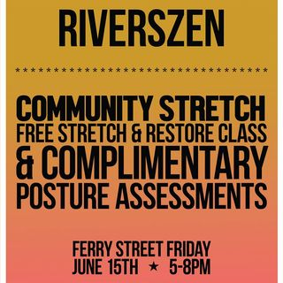 RiversZen Today for Thursday, June 14th, 2018