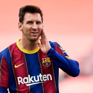Se complica la renovacion de Messi con el Fc Barcelona